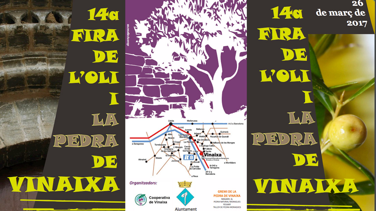 Agenda fira oli Vinaixa