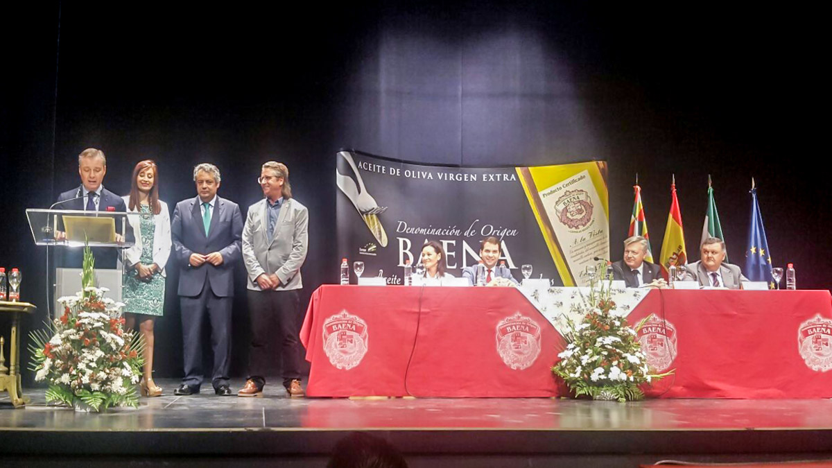 Acte d'Agermanament entre la DOP Baena