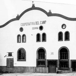 Camp de Cervià de Les Garrigues