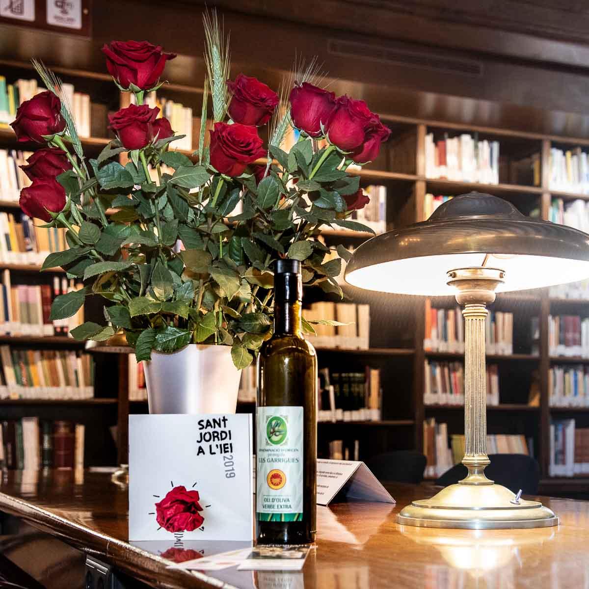 Punts de Llibre a les biblioteques