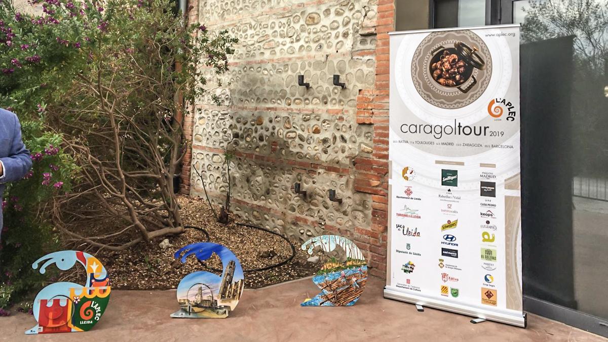 La Cooperativa El Soleràs a l'Aplec