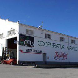 Cooperativa de Maials - DOP Les Garrigues